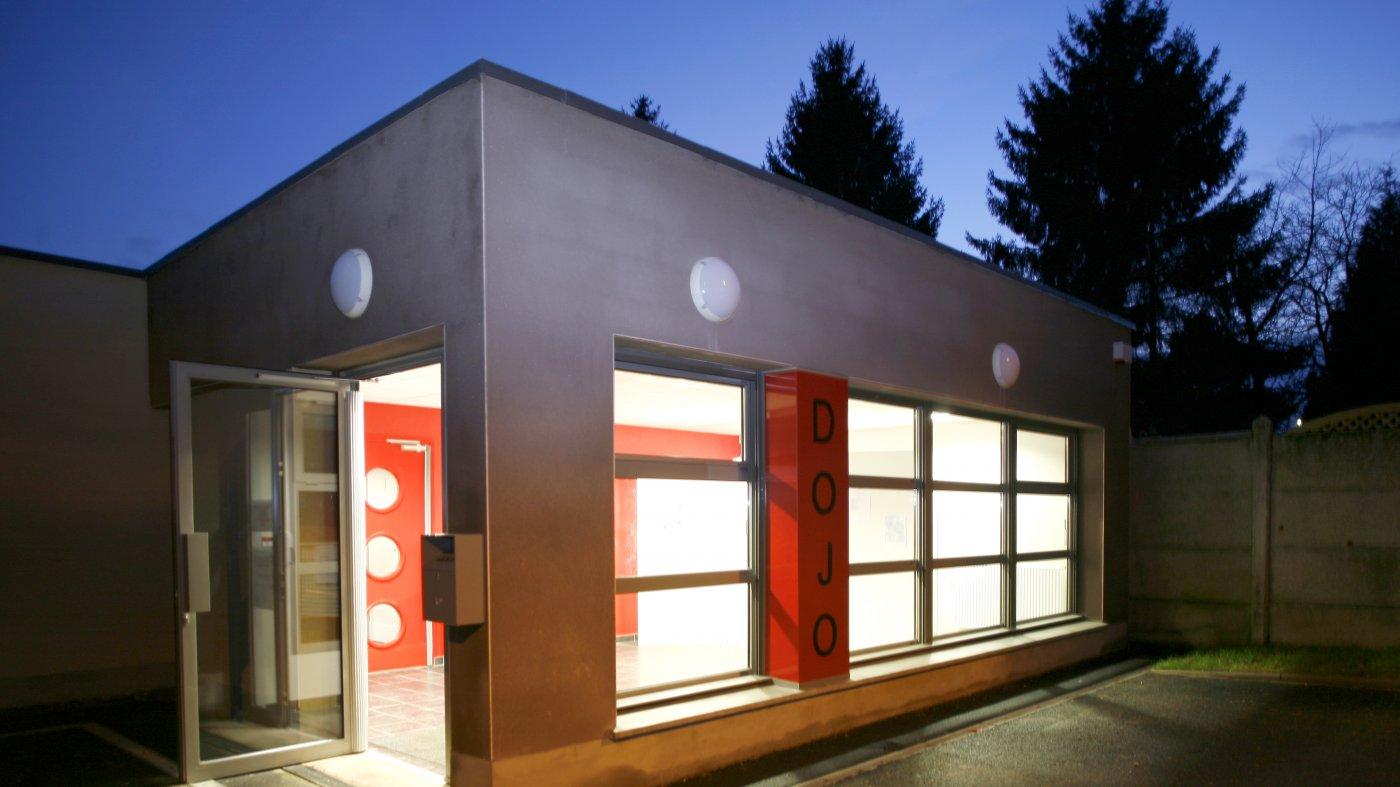 Architecture d'intérieur - Requalification d'un ancien local en Dojp
