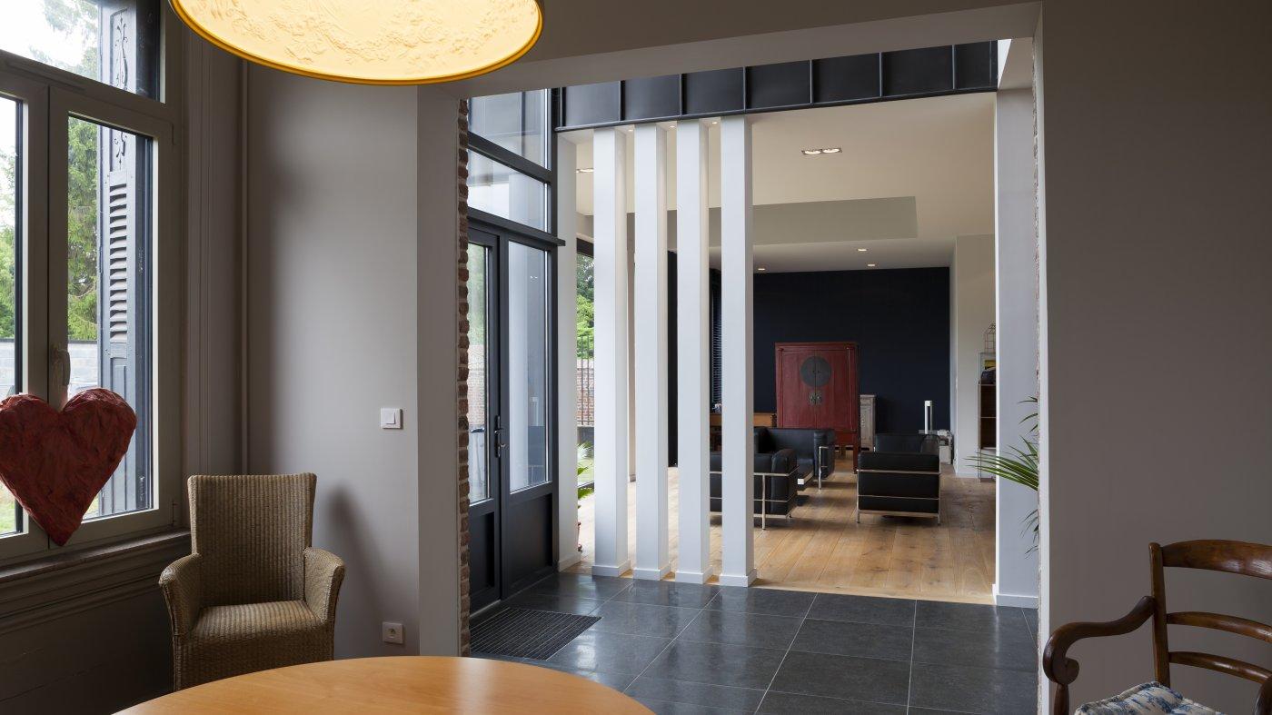 Architecte D Intérieur Lille ai - douai (59) - restructuration et extension d'une maison