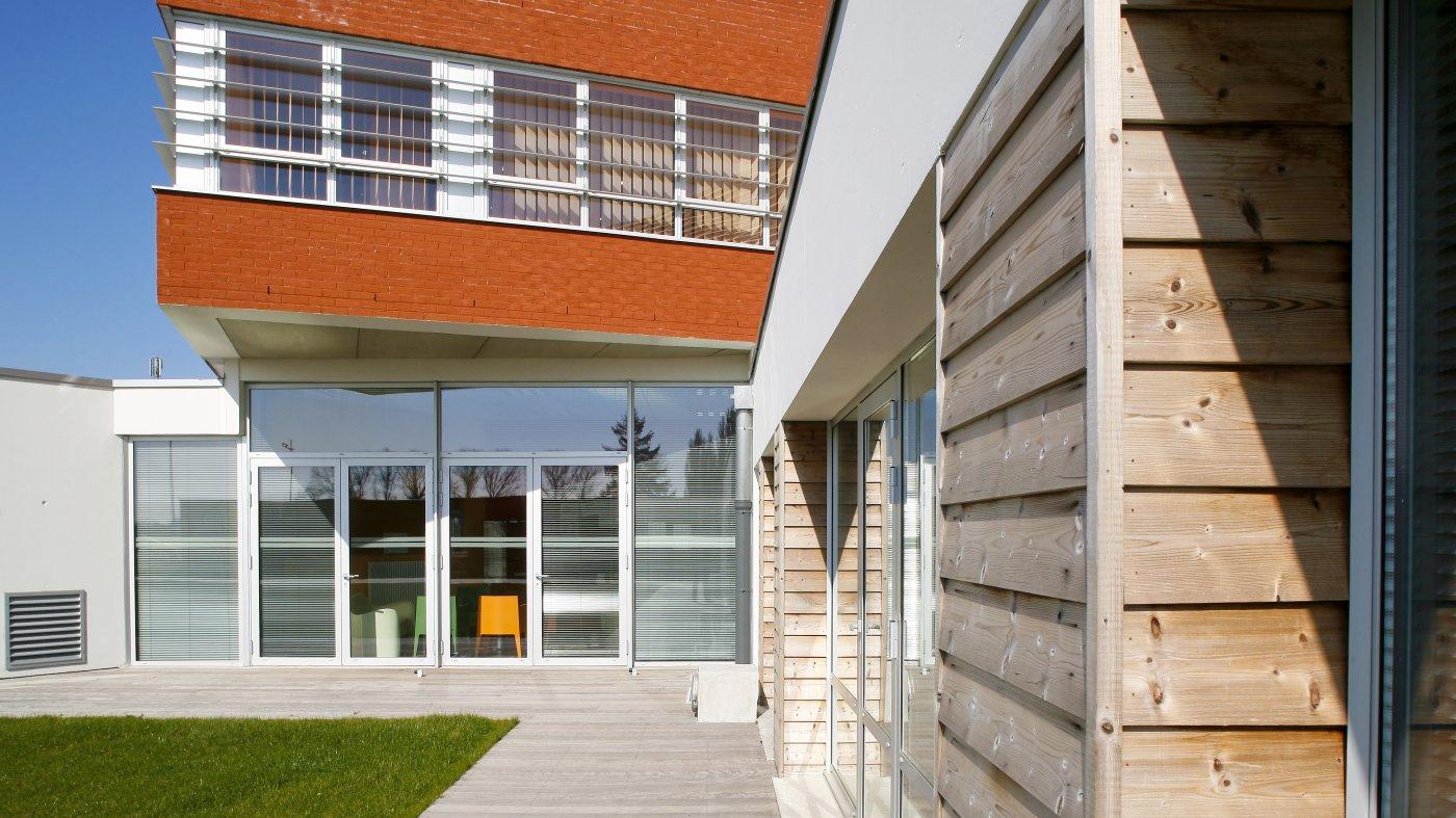 Enseignement - Construction du Collège Pierre-Gilles-de-Gennes
