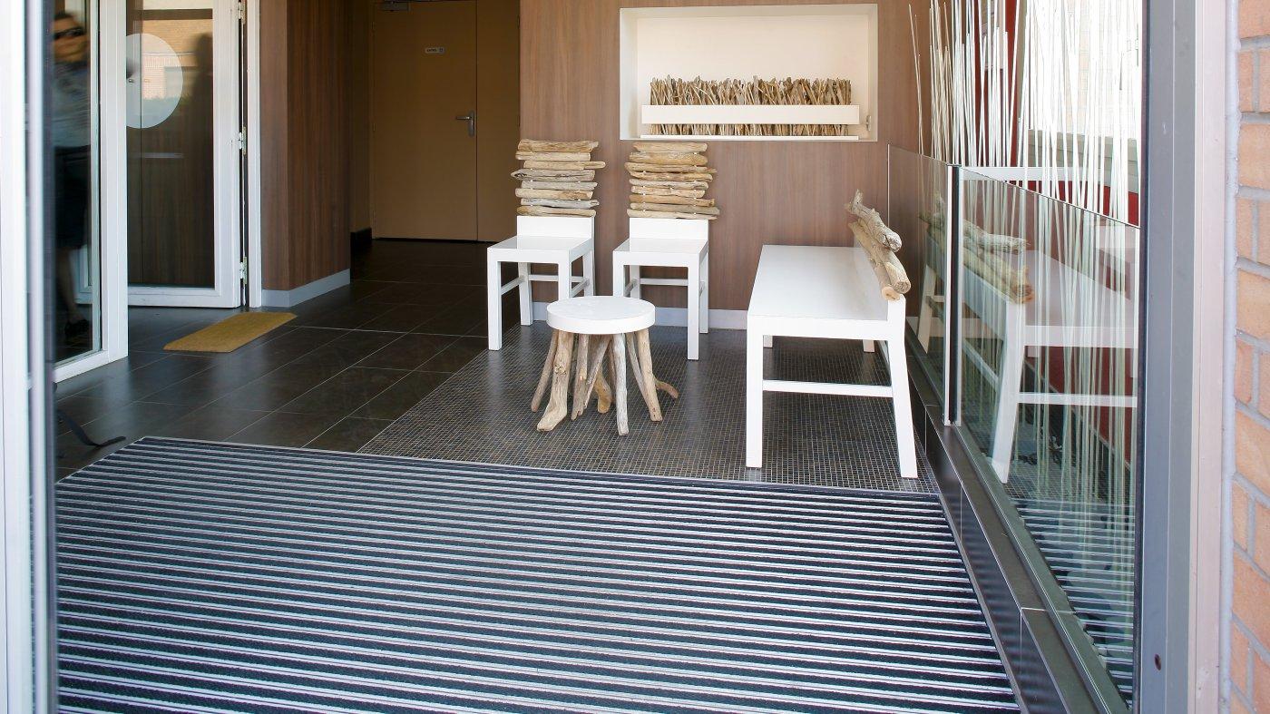 Architecte D Intérieur Douai henin-beaumont (62) - aménagement d'un hall d'accueil et de bureaux